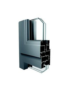 DP60B Casement window