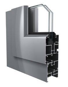 DP501 Casement window