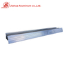 6063 Aluminum Alloy Lower Price Decoration Led Strip Aluminum Profiles Extrusion for Ladder