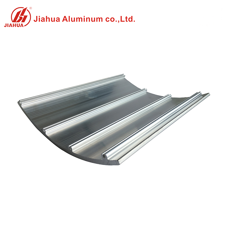 Arch Industrial Aluminum Roof Panel Flat Bar for Industrial Material