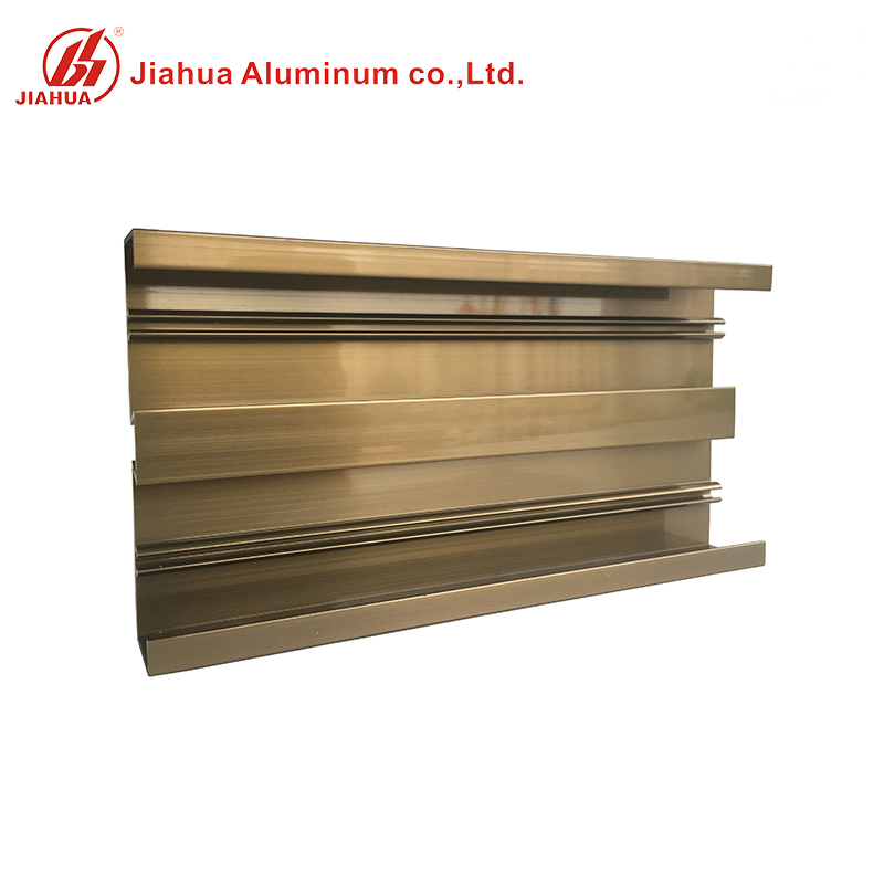 Extruded Aluminum Mullion Window Frame Profiles for Aluminum Sliding Door And Windows Glass