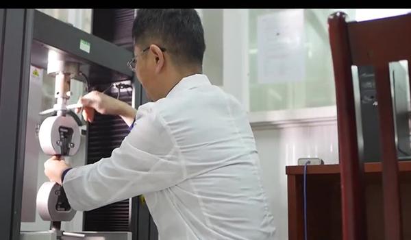 tensile tester for aluminum profiles