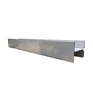 6061 T6 Indonesia Aluminum Formwork H Beam Panel Profiles for The Building Concrete Construction
