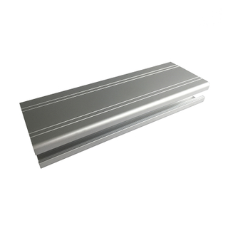 6063 T5 Extruded Aluminum Sliding window frame extrusion alloy profiles for windows and doors