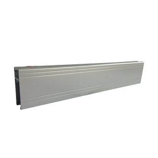Mexico Aluminum Profiles with Metallic Powder Coating for Windows And Doors
