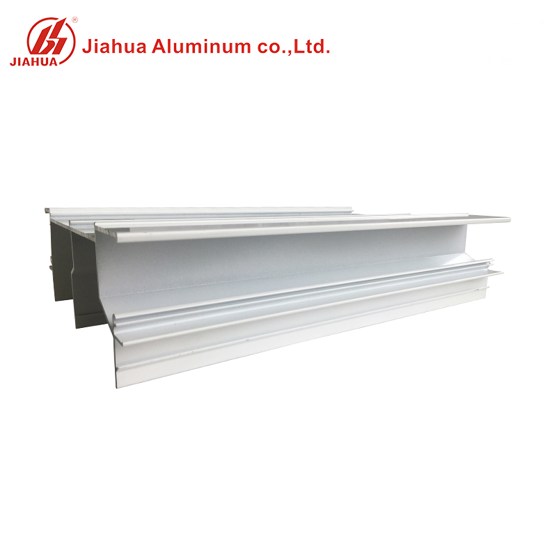 Custom Extruded China Aluminium Profile Price in Kg for Curtain Wall