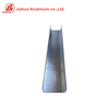 Extruded Aluminium U Channel Kitchen Cabinet Profiles for Aluminium Tube Banding