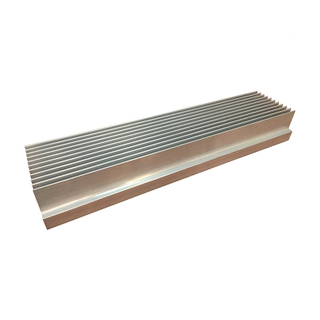 Factory Price LED Strip Aluminium Extrusion Heat Sink Radiator Bar Profiles for LED Light