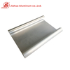 Large U Shape Channel Aluminum Bracket Extrusion Profile for Industrial Use