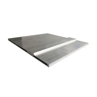 Hot Sale 6061 Extruded Aluminum Panel Sheet Profiles for Construction