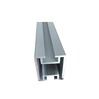 China Industrial Frame Extrusion Anodized Aluminum Profiles Manufacturer for Pihilippines