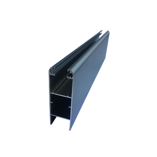 JH Powder Coated Aluminum Mullion Window Frame Profiles for Philippines