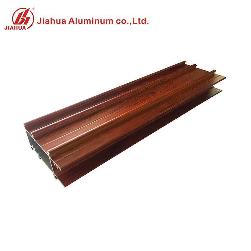 6063 T5 Aluminum Window Frame Extrusion for Aluminium And Wood Windows