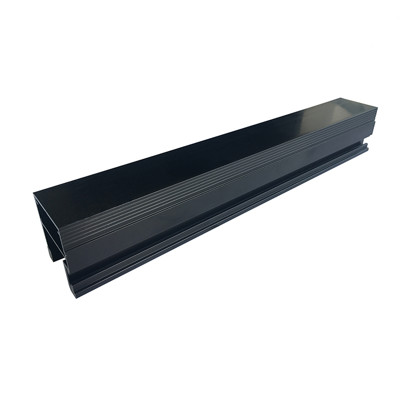 Jia Hua Extruders Anodized Black Color Aluminium Profiles Extrusions Near Me