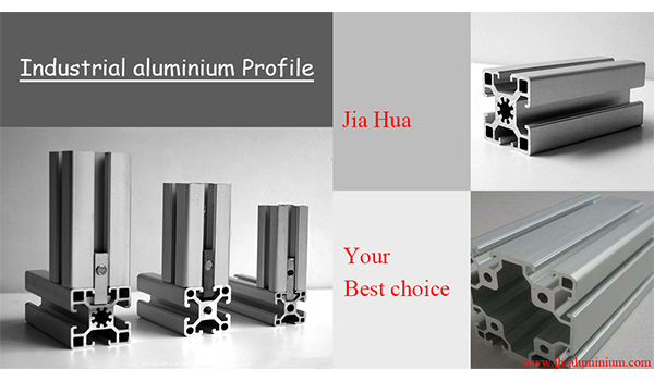 The main point for aluminum industrial profiles cutting